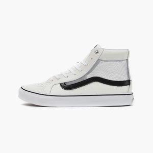 Vans Mesh Sk8-Hi Slim Cutout Sneakers